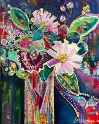 Fun with Florals by Lori Tapani